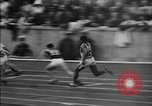 Image of 1936 Berlin Olympics relay race Berlin Germany, 1936, second 35 stock footage video 65675071687