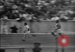 Image of 1936 Berlin Olympics relay race Berlin Germany, 1936, second 38 stock footage video 65675071687