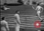 Image of 1936 Berlin Olympics relay race Berlin Germany, 1936, second 54 stock footage video 65675071687