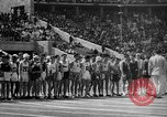 Image of Marathon race in 1936 Olympic games Berlin Germany, 1936, second 11 stock footage video 65675071689