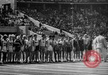 Image of Marathon race in 1936 Olympic games Berlin Germany, 1936, second 12 stock footage video 65675071689