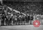 Image of Marathon race in 1936 Olympic games Berlin Germany, 1936, second 14 stock footage video 65675071689