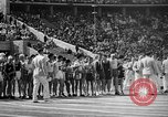Image of Marathon race in 1936 Olympic games Berlin Germany, 1936, second 15 stock footage video 65675071689