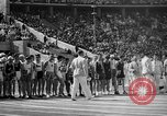 Image of Marathon race in 1936 Olympic games Berlin Germany, 1936, second 16 stock footage video 65675071689