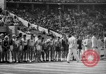 Image of Marathon race in 1936 Olympic games Berlin Germany, 1936, second 17 stock footage video 65675071689