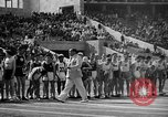 Image of Marathon race in 1936 Olympic games Berlin Germany, 1936, second 25 stock footage video 65675071689