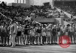 Image of Marathon race in 1936 Olympic games Berlin Germany, 1936, second 27 stock footage video 65675071689