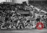 Image of Marathon race in 1936 Olympic games Berlin Germany, 1936, second 32 stock footage video 65675071689