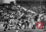 Image of Marathon race in 1936 Olympic games Berlin Germany, 1936, second 33 stock footage video 65675071689