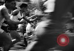 Image of Marathon race in 1936 Olympic games Berlin Germany, 1936, second 34 stock footage video 65675071689