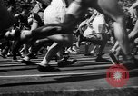 Image of Marathon race in 1936 Olympic games Berlin Germany, 1936, second 35 stock footage video 65675071689