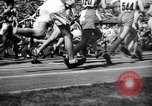 Image of Marathon race in 1936 Olympic games Berlin Germany, 1936, second 36 stock footage video 65675071689
