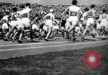 Image of Marathon race in 1936 Olympic games Berlin Germany, 1936, second 37 stock footage video 65675071689