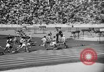 Image of Marathon race in 1936 Olympic games Berlin Germany, 1936, second 39 stock footage video 65675071689