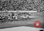 Image of Marathon race in 1936 Olympic games Berlin Germany, 1936, second 40 stock footage video 65675071689