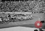 Image of Marathon race in 1936 Olympic games Berlin Germany, 1936, second 41 stock footage video 65675071689