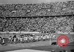 Image of Marathon race in 1936 Olympic games Berlin Germany, 1936, second 45 stock footage video 65675071689