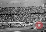Image of Marathon race in 1936 Olympic games Berlin Germany, 1936, second 47 stock footage video 65675071689