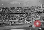 Image of Marathon race in 1936 Olympic games Berlin Germany, 1936, second 49 stock footage video 65675071689