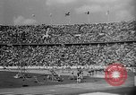 Image of Marathon race in 1936 Olympic games Berlin Germany, 1936, second 54 stock footage video 65675071689