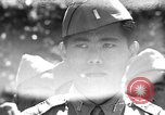 Image of 442nd Regimental Combat Team completes basic training Mississippi United States USA, 1942, second 1 stock footage video 65675071698