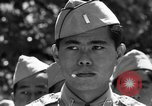 Image of 442nd Regimental Combat Team completes basic training Mississippi United States USA, 1942, second 3 stock footage video 65675071698