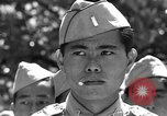 Image of 442nd Regimental Combat Team completes basic training Mississippi United States USA, 1942, second 5 stock footage video 65675071698