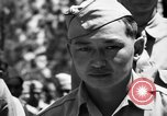 Image of 442nd Regimental Combat Team completes basic training Mississippi United States USA, 1942, second 15 stock footage video 65675071698