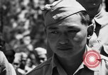 Image of 442nd Regimental Combat Team completes basic training Mississippi United States USA, 1942, second 16 stock footage video 65675071698