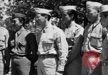 Image of 442nd Regimental Combat Team completes basic training Mississippi United States USA, 1942, second 25 stock footage video 65675071698