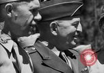 Image of 442nd Regimental Combat Team completes basic training Mississippi United States USA, 1942, second 28 stock footage video 65675071698