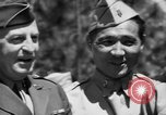 Image of 442nd Regimental Combat Team completes basic training Mississippi United States USA, 1942, second 31 stock footage video 65675071698