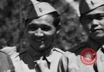 Image of 442nd Regimental Combat Team completes basic training Mississippi United States USA, 1942, second 32 stock footage video 65675071698