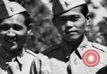 Image of 442nd Regimental Combat Team completes basic training Mississippi United States USA, 1942, second 33 stock footage video 65675071698