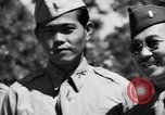 Image of 442nd Regimental Combat Team completes basic training Mississippi United States USA, 1942, second 34 stock footage video 65675071698