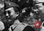 Image of 442nd Regimental Combat Team completes basic training Mississippi United States USA, 1942, second 37 stock footage video 65675071698