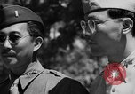 Image of 442nd Regimental Combat Team completes basic training Mississippi United States USA, 1942, second 39 stock footage video 65675071698