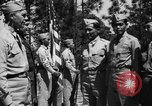 Image of 442nd Regimental Combat Team completes basic training Mississippi United States USA, 1942, second 45 stock footage video 65675071698