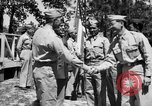 Image of 442nd Regimental Combat Team completes basic training Mississippi United States USA, 1942, second 51 stock footage video 65675071698