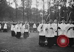 Image of Christian ceremony Munster Germany, 1930, second 23 stock footage video 65675071704