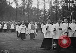 Image of Christian ceremony Munster Germany, 1930, second 25 stock footage video 65675071704
