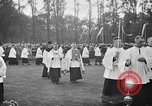 Image of Christian ceremony Munster Germany, 1930, second 27 stock footage video 65675071704