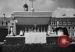 Image of Christian ceremony Munster Germany, 1930, second 32 stock footage video 65675071704
