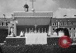 Image of Christian ceremony Munster Germany, 1930, second 33 stock footage video 65675071704