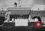 Image of Christian ceremony Munster Germany, 1930, second 35 stock footage video 65675071704