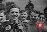 Image of King George VI Balmoral Scotland, 1939, second 24 stock footage video 65675071712