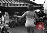 Image of beauty contest Venice Beach Los Angeles California USA, 1939, second 32 stock footage video 65675071714