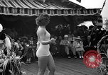 Image of beauty contest Venice Beach Los Angeles California USA, 1939, second 34 stock footage video 65675071714