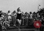Image of beauty contest Venice Beach Los Angeles California USA, 1939, second 36 stock footage video 65675071714