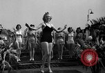 Image of beauty contest Venice Beach Los Angeles California USA, 1939, second 37 stock footage video 65675071714